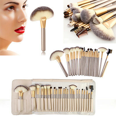 Pro Beauty Soft Cosmetic Makeup Brushes Set Kit Eye Shadow Powder Lip Brush Tool