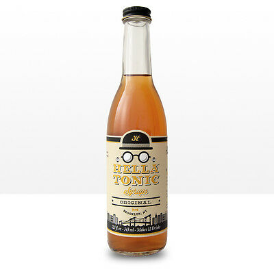 Hella Original Tonic Syrup 343ml