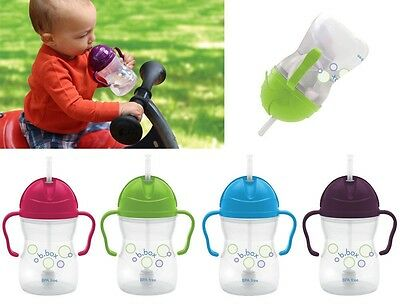B.Box Essential Sippy Cup 240ml Baby Toddler Training Cup Water Bottle BBox