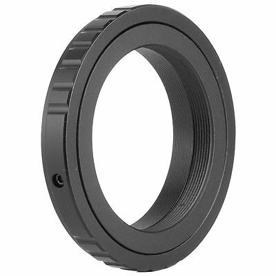 Adapter Ring For T2 T Mount Lens to Nikon Camera D5100 D3200 D300 D200 D90 DC309