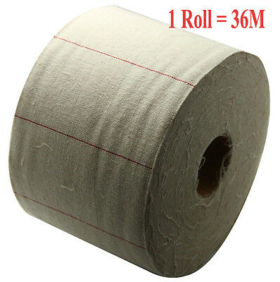 "Rifle Cleaning Kit/Cloth Roll Cotton Width 10cm (3.93"") Gun Clean Patch Hunting"