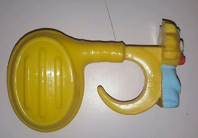 Vintage 1997 Kelloggs Simpsons Squirt water ring toy figure Maggie baby 1990's