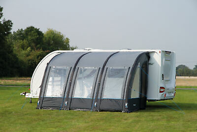 Westfield Outdoors by Quest Gemini Air 390 Inflatable Caravan Porch Awning