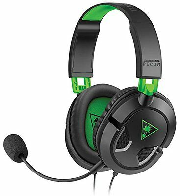 Turtle Beach Ear Force Recon 50X Wired Gaming Headset for XBOX ONE/PS4/PC/MAC