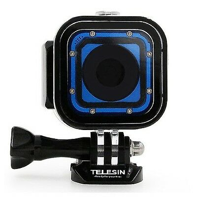 Underwater Diving Waterproof Housing Protective Case for Gopro Hero 4 Session