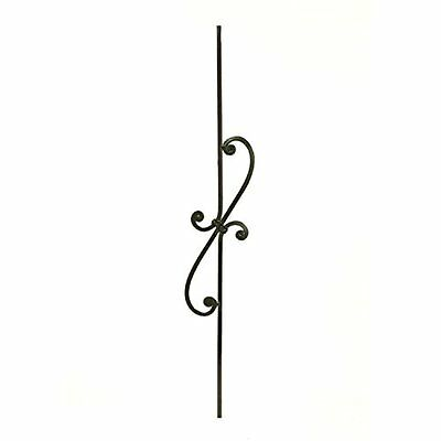 Aleko Metal Baluster #042 2 Pack 37.5 In. X 5.6 In.