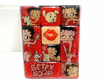 Betty Boop Magnets