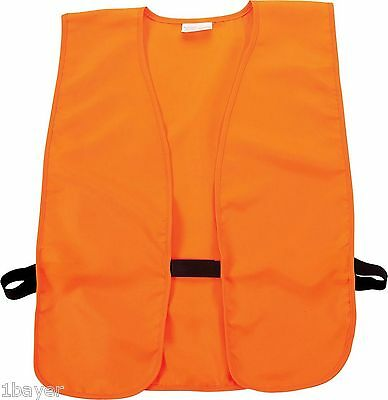"Allen Company Outdoor Sport Adult Security Safety Vest Chest Blaze (38-48"")"
