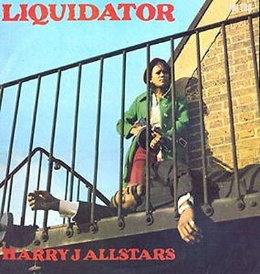 Harry J Allstars - Liquidator - New Vinyl Lp