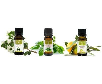 Essential Oils 100% Pure Natural Organic Certified Aromatherapy Choose Aroma Oil