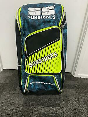 SS TON Viper Duffle Cricket Kit Bag Pack Type + AU Stock + Free Ship & Extras