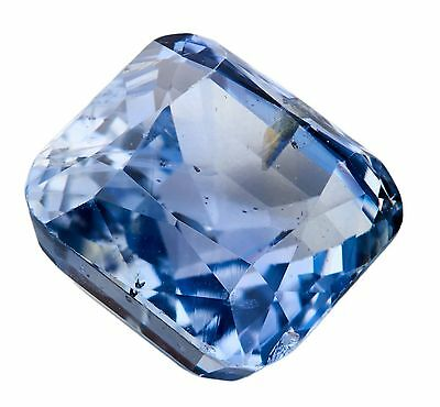 Natural Certified Untreated Blue Sapphire, 2.96ct.