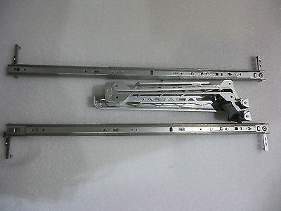 HP ProLiant DL380 G5 Rails Inner Outer  DL380 G5  DL385 G1 WITH MANAGEMENT ARMS