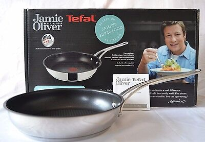 Sale**Tefal Jamie Oliver Professional Series Non Stick Frying Pan,26cm Induction