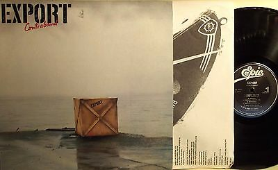 "Lp-Export -""contraband""-U.s.a. 1984-Copia Promo"
