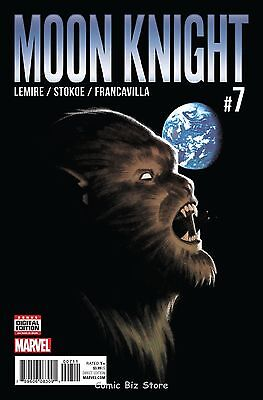 Moon Knight #7 (2016) 1St Printing!  Bagged & Boarded