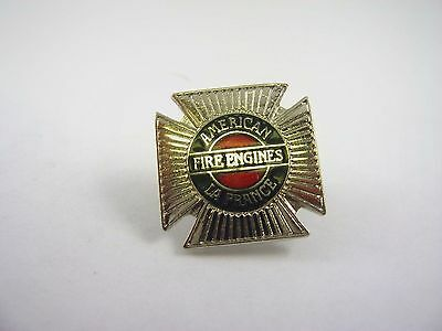 Collectible Pin: American LA FRANCE Fire Engines