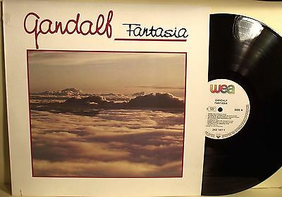 "Lp-Gandalf-""fantasia""-Germania 1987-N.mint"