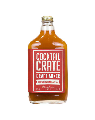 Cocktail Crate Spiced Sriracha Margarita Syrup 375ml