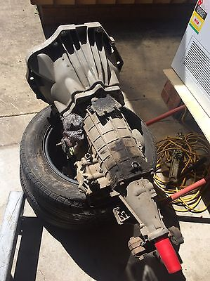 BA BF Ford XR6 4 Speed auto transmission