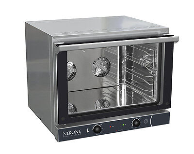 Commercial Convection Oven 4 x GN Capacity NEW