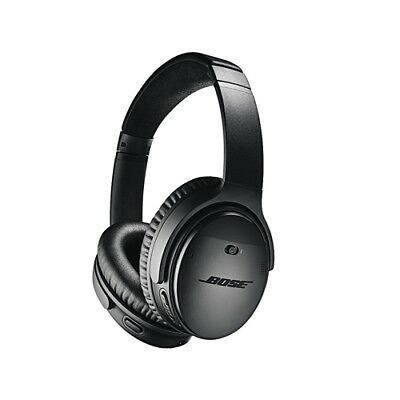 Bose QC35 Headphones - BLACK-Bluetooth and Noise Cancelling