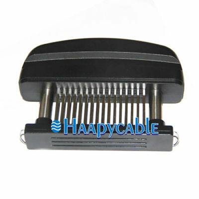 New Meat Maximizer 48 Stainless Steel Blade Knife Column Tenderizer Kitchen Tool
