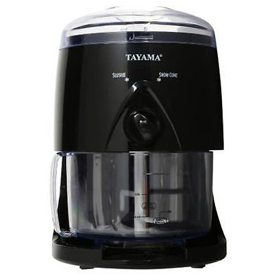 Electric Ice Shaver Ice Crusher Machine Snow Cone Maker Tayama Thermoplastic New