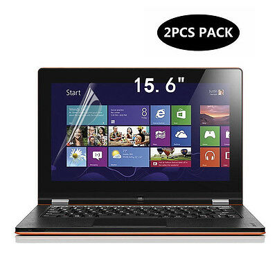 """2X Anti Glare Screen Protector Guard for Dell XPS 9550 9560 15.6"""" Touch Screen"""