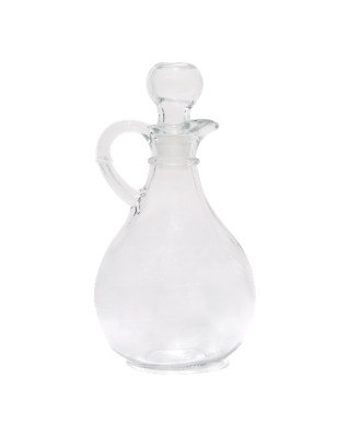 Cocktail Bitters Glass Bottle with Stopper 296ml