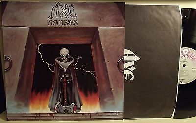"Lp-Axe-""nemesis""-Germania 1983-N.mint/n.mint"