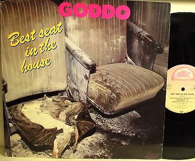 Lp-Goddo-Best Seat In The House-Germania 1981-N.mint