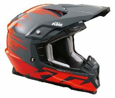 Ktm Casco Helmet Dynamic-Fx 2017 Cross Enduro Size Xl 3Pw1729205
