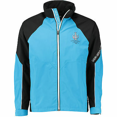 Adult Large 2015 Solheim Cup Mens Gore-Tex  Jacket With Mesh Lining EB13