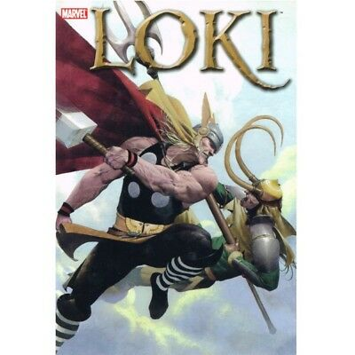 2019 M361 LOKI #2 2ND PTG TARR VAR MARVEL COMICS USA