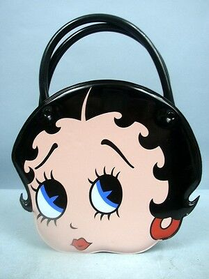 Betty Boop Black Vinyl Purse by King Features Syndicate 1994
