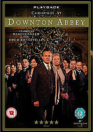 Christmas At Downton / Downtown Abbey Special Series Dvd New