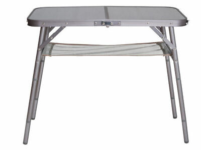 Quest Elite Duratech Cleeve Lightweight Folding Camping Table - 80cm x 40cm