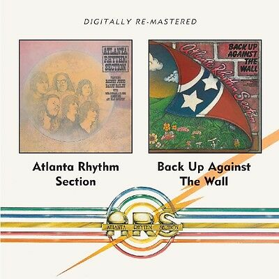 Atlanta Rhythm Section - Atlanta Rhythm Section/Back Up Against the Wall
