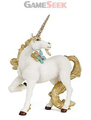Papo Golden Unicorn Toy Figure - Toys Brand New Free Delivery