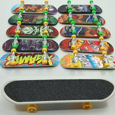 Mini Small Deck Finger Board Skateboards Boy Kids Children Fascinating Toys Gift