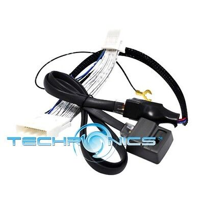 Beat-Sonic Tvk-66Ep Navigation And Video In Motion Control Bypass Module Toyota