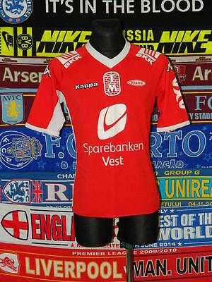 5/5 Brann Bergen adults M 2010 mint rare football shirt jersey trikot skjorta