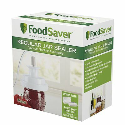 FoodSaver Regular Mouth Jar Sealer