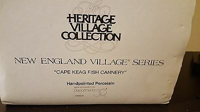 Heritage Village Collection Cape Keag Fish Cannery