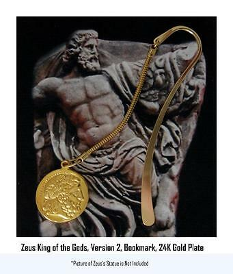Percy Jackson's Book Fans, Thalia Grace's Father, ZEUS, BOOKMARK, 44-G