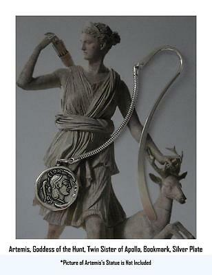 Percy Jackson Book Fans, Artemis, Twin Sister of Apollo, BOOKMARK 8-S • CAD $21.36