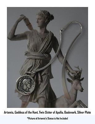 Percy Jackson Book Fans, Artemis, Twin Sister of Apollo, BOOKMARK 8-S