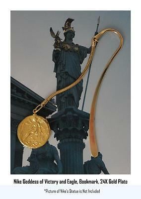 Percy Jackson Book Fans, Nike, Goddess of Victory & Eagle, BOOKMARK, 9-G