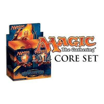 MAGIC THE GATHERING CCG - 2014 Core Set Booster Battle Pack Display (12) #NEW
